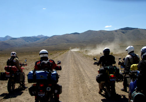 MotoIdaho Adventurers (August 2008)